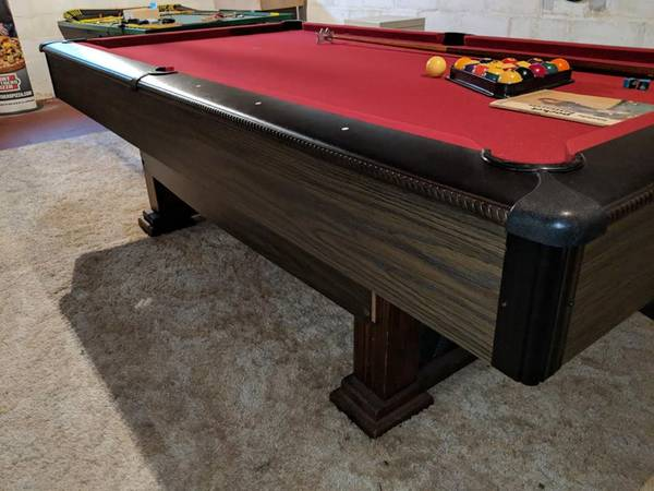 Pool Tables For Sale In Illinois Peoria Solo Pool Table
