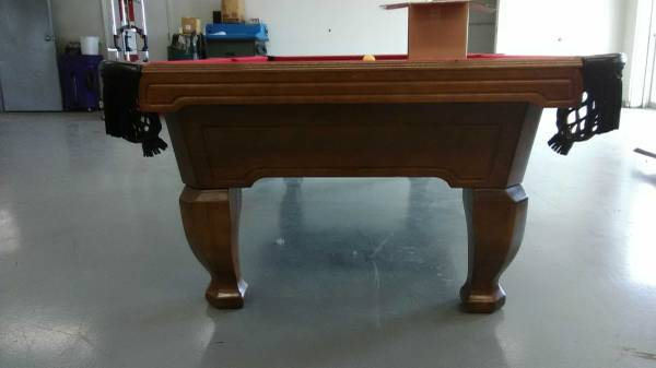 Pool Tables For Sale In Illinois PeoriaSOLO Pool Table Movers - Brunswick madison pool table