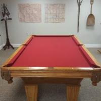 Brunswick Billards Pool Table