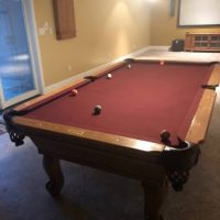 Connelly Billard 8 ft Pool Table