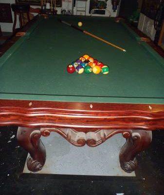 Pool Table - Presidential