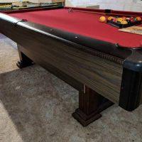 Billiard Table For Sale