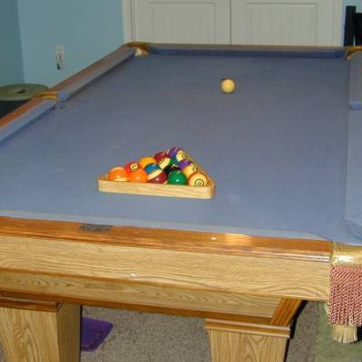 Brunswick 4x8 Pool Table